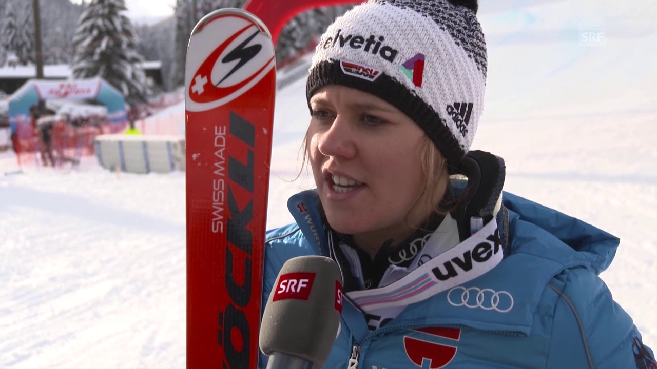 Interview mit Viktoria Rebensburg