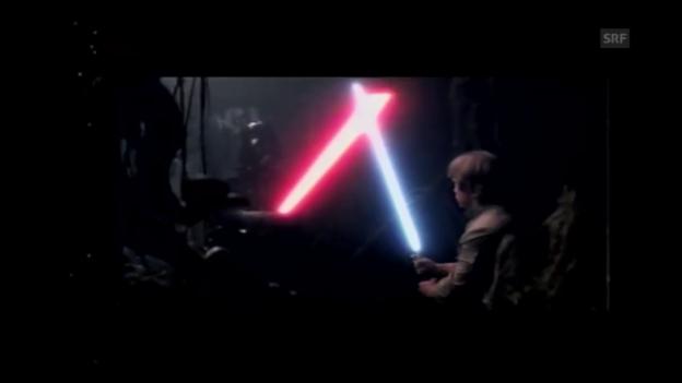 Video «Die Lichtschwerter in «Star Wars»» abspielen
