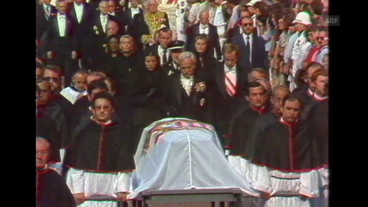 Beerdigung (Agenturen OT, 13.1.1982)