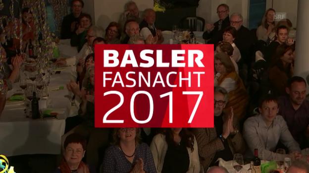 Video «Basler Fasnacht 2017: Querschnitt» abspielen