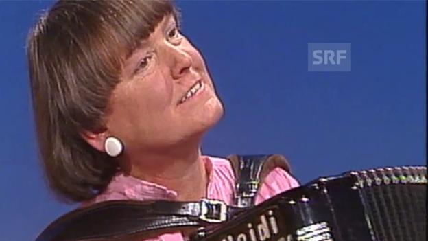 Video «Heidi Bruggmann und Hanspeter Schmutz mit «Rundum wohl»» abspielen