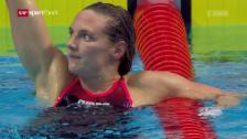 Video «Hosszu triumphiert an der Heim-WM» abspielen