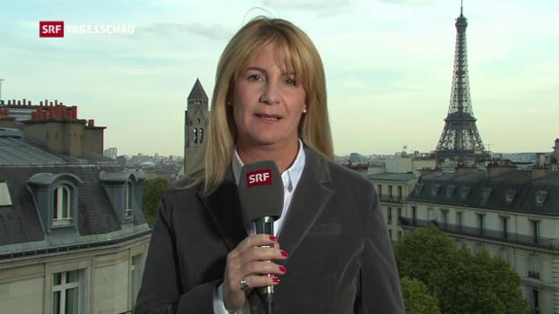 Video «Macron ist Favorit» abspielen