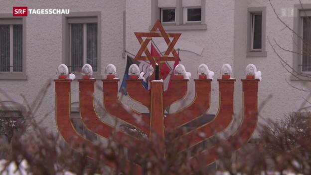 Video «150 Jahre Gleichberechtigung der Juden» abspielen