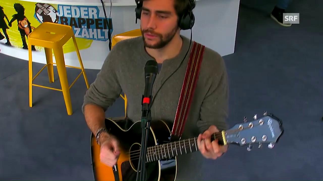 Alvaro Soler mit «Sofia»