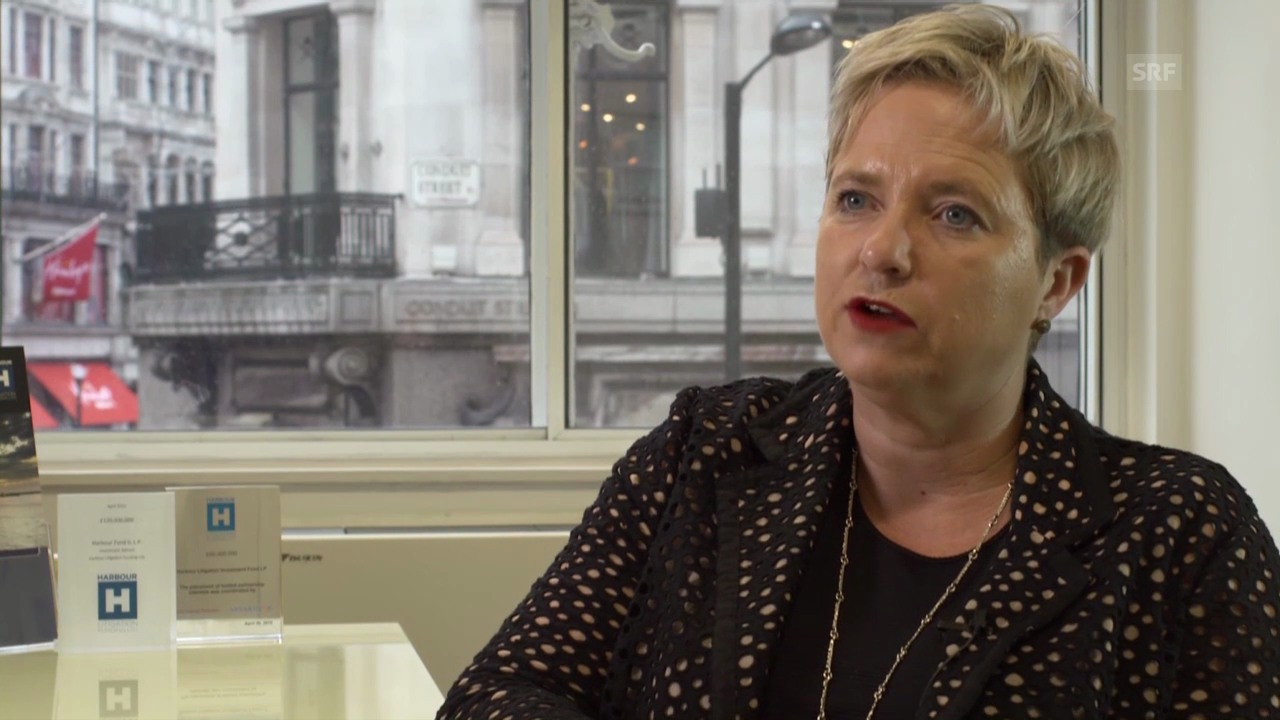 Susan Dunn über ihr Geschäft (engl.)