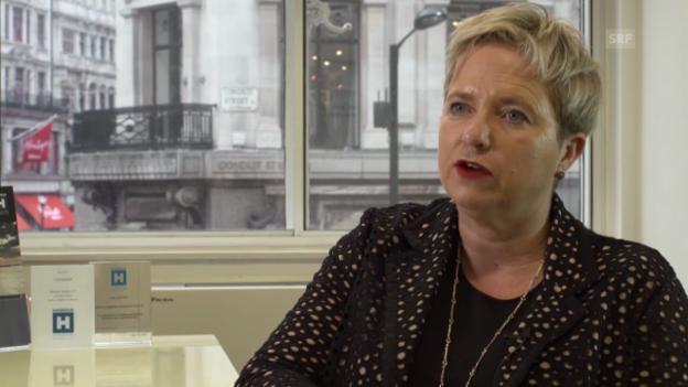 Video «Susan Dunn über ihr Geschäft (engl.)» abspielen