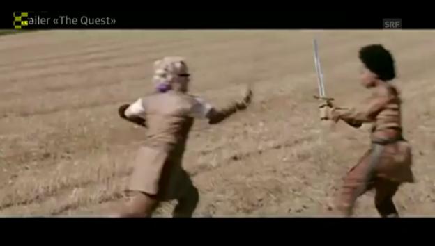 Video «Trailer «The Quest», unkom. Video» abspielen
