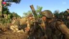Video «Fortsetzung der Offensive in Mali» abspielen