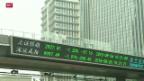 Video «Börsencrash in Asien» abspielen