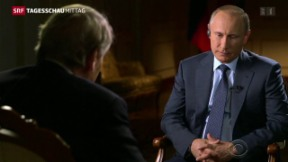 Video «Putin über Syrien» abspielen