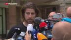 Video «Sagan bleibt von der Tour de France ausgeschlossen» abspielen