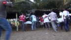 Video «Anschlag auf Hotel in der Elfenbeinküste» abspielen