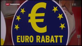 Video «Euro knackt 1.15» abspielen