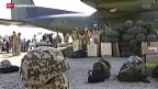 Video «Bundeswehr-Einsatz gegen den IS» abspielen