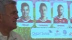 Video «Petkovic gibt WM-Kader bekannt» abspielen