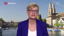 Video «Korrespondenten Susy Schär und David Nauer zum Entscheid» abspielen