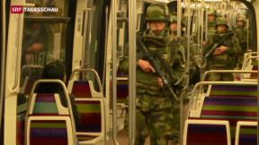 Video «Internationale Fahndung nach den Terroristen» abspielen