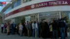 Video «Zyprische Banken geöffnet» abspielen