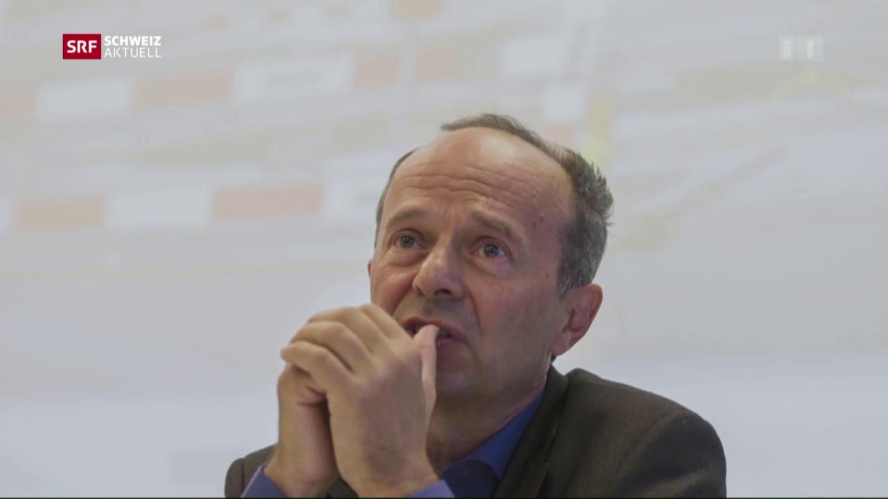 Ermittlungen gegen Sicherheitsvorsteher Wolff