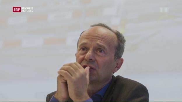 Video «Ermittlungen gegen Sicherheitsvorsteher Wolff» abspielen