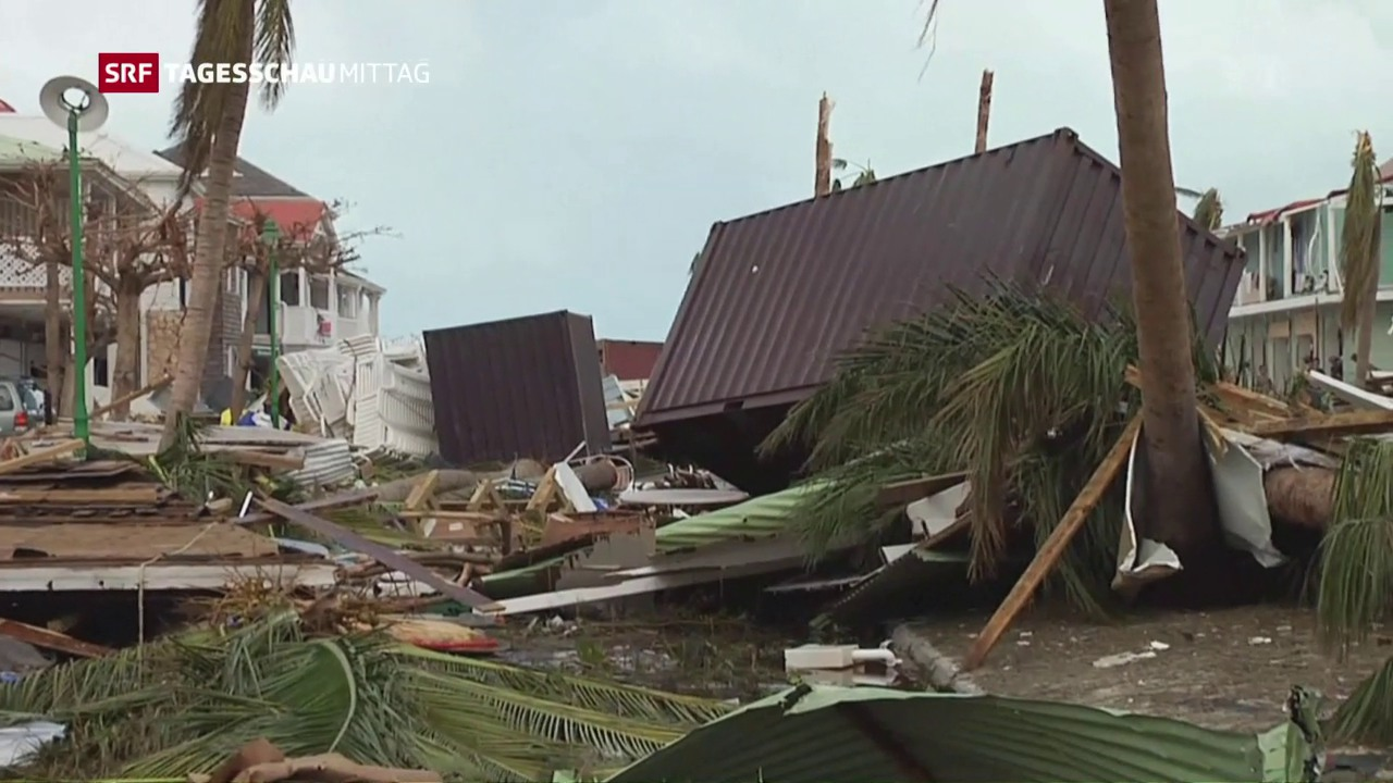 «Irma» fordert mehrere Todesopfer