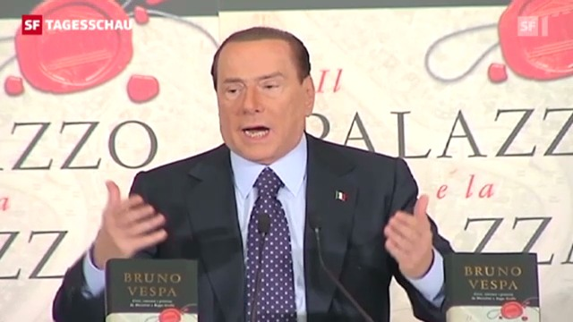 Wirren um Berlusconi