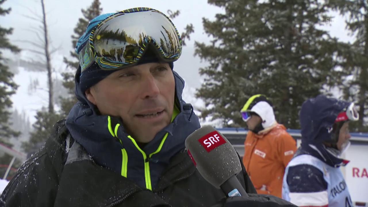 Ski: WM in Vail/Beaver Creek, Interview mit FIS-Renndirektor Markus Waldner