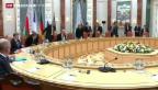 Video «EU lässt Russland-Sanktionen bestehen» abspielen