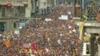Video «Landesweiter Protesttag» abspielen