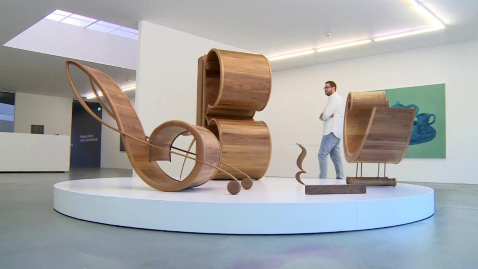 «Art Basel»: zwischen Kunst und Kommerz