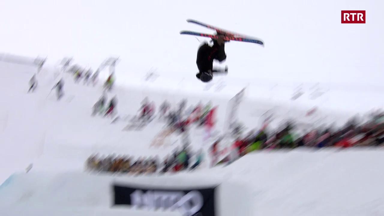 Open umens skis