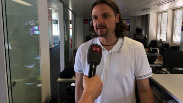 Video «Pfannenstiel: «Australien wertet Asiens Fussball auf»» abspielen