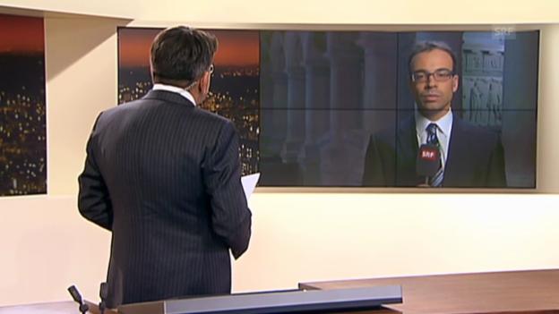 Video «Einschätzungen von SRF-Korrespondent Michael Steiner» abspielen