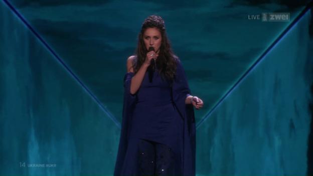 Video «#14 Ukraine: Jamala mit «1944»» abspielen