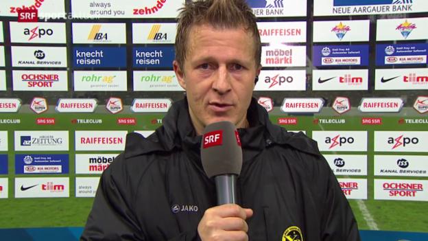 Video «Interview mit Christoph Spycher» abspielen
