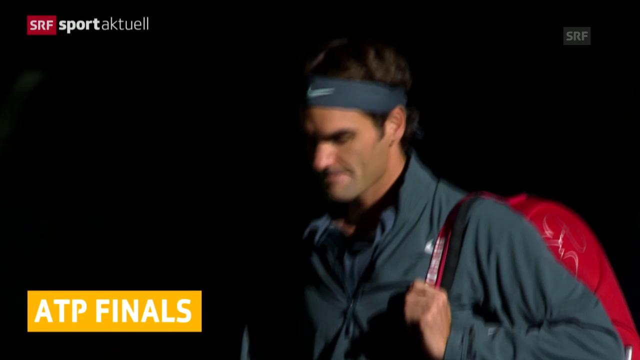 Tennis: ATP Finals in London 2015, Gruppenauslosung