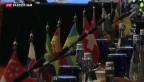 Video «Schweiz wird am Global Forum über Steuertransparenz angeprangert» abspielen