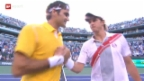 Video «Federer - Andrejew» abspielen