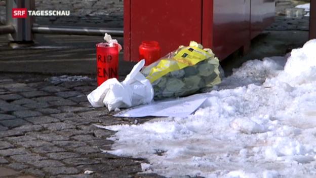 Video «Viertes Todesopfer nach Bluttat in Menznau» abspielen