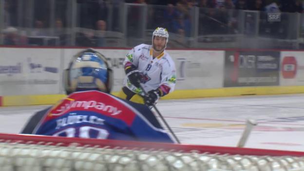 Video «Eishockey: ZSC-Biel, Penalty Spylo» abspielen