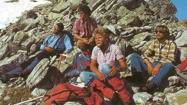 Radio-Signet zur «Direttissima Schweiz» von 1983