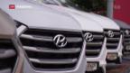 Video «Anzeige gegen Hyundai» abspielen