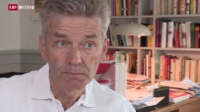Video «Friedensnobelpreis geht nach Tunesien» abspielen