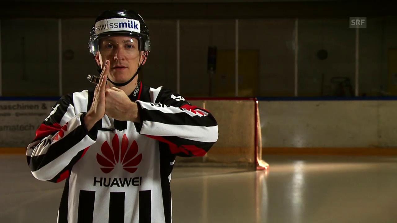 Eishockey: Spengler Cup, «Penalty Checker», Boarding