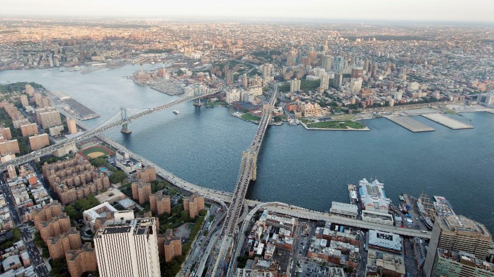 Lower Manhattan rüstet sich für Meeresanstieg