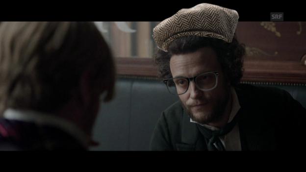 Video «Neu im Kino: «Der junge Karl Marx»» abspielen