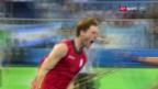 Video «Bild des Tages: Der Hockey-Dribbelkünstler aus Belgien» abspielen