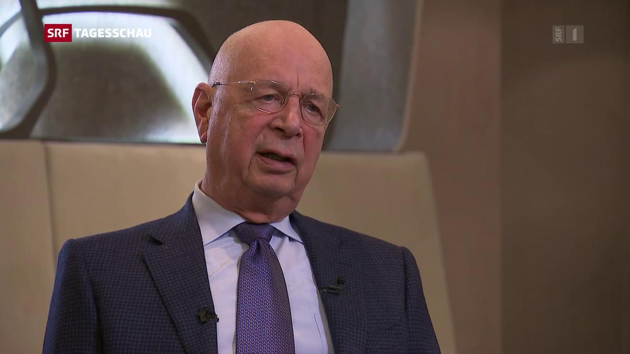 Interview mit Klaus Schwab
