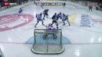 Video «Eishockey, NLA: Biel - ZSC Lions» abspielen